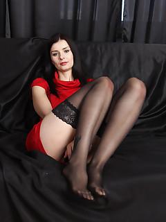 Black Stockings Pics