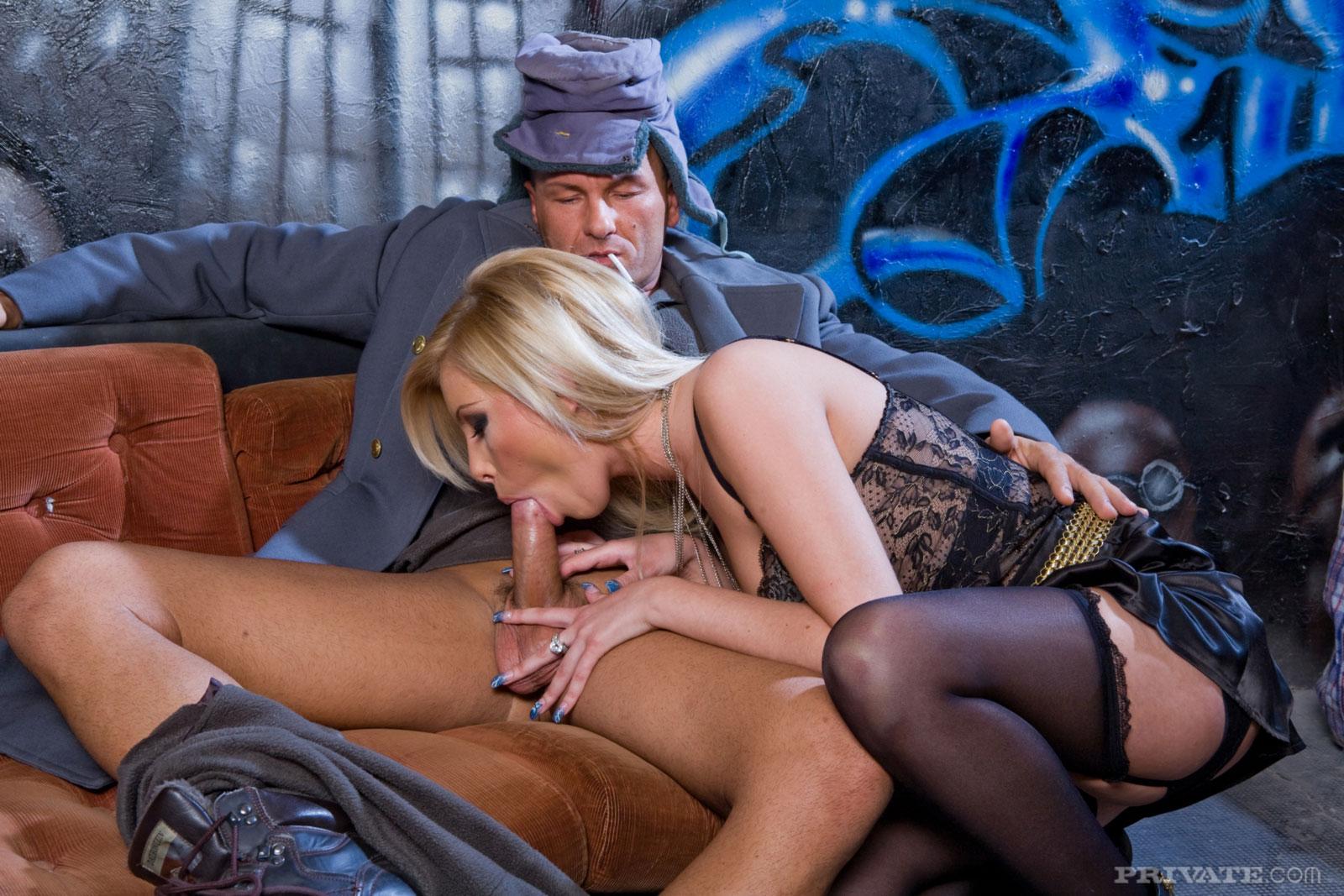 Секс в городе порнофильм